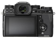 Fujifilm Mirrorless Fuji X Digital Camera Body Black 74101029499 Video 4k, Fuji X, Photographic Film, Image Processing, Color Chrome, Color Filter, Tablets, Zoom Lens, Digital Cameras