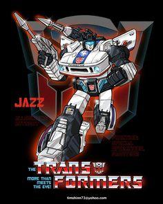 Autobot Jazz by *timshinn73 on deviantART