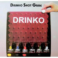 <strong>Creative Motion</strong> Drink Shot Game