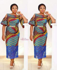 Check Out This Beautiful Ankara Gown Style . Check Out This Beautiful Ankara Gown Style Latest Ankara Dresses, Ankara Dress Styles, African Print Dresses, African Dresses For Women, African Wear, African Attire, African Fashion Dresses, African Women, African Prints
