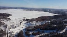 """Tara Crossman on Twitter: """"Aerial view of @CalabogiePeaks thanks to a helicopter ride from @StarlightCanada ! @SueCotnam http://t.co/cWOPR4KsMn"""""""