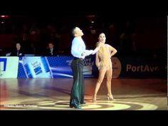 ▶ Salou 2011, GrandSlam Latin - solo Jive, Andrey Zaytsev & Anna Kuzminskaya - YouTube