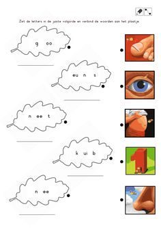 herfst kern 1 en 2.pdf Spelling, Letters, Teaching, Education, Learning, Beauty, Letter, Lettering, Onderwijs