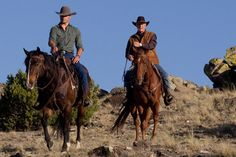 Longmire's Bailey Chase Talks Playing the Bad Cop | Warner Bros ...