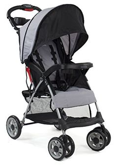 Kolcraft Cloud Plus Lightweight Stroller, Slate review Travel light with this Kolcraft stroller that was designed for the mobility. The Kolcraft Cloud Plus has all of the features parents want from their everyday stroller, but in a compact, travel-friendly format. Lightweight – under 12 pounds. This rugged and compact stroller features...