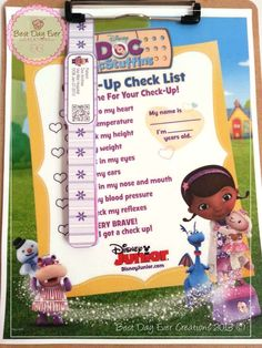 Doc McStuffins Birthday Party Ideas | Photo 26 of 35 | Catch My Party