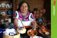Efforts in Michoacán, to preserve traditional cuisine also highlight the importance that they have as a means of sustainable development