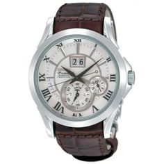 Reloj seiko premier kinetic outlet  snp023