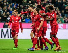 FC Bayern M/ünchen Tasse de Champions League 2015//2016