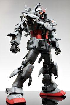 GUNDAM GUY: PG 1/60 RX-78-2 Gundam (Prototype) - Painted Build