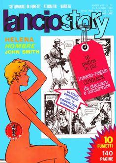 SCRIVOQUANDOVOGLIO: LANCIOSTORY (16/08/1982)