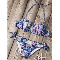 SHARE & Get it FREE   Fashion Strapless Printed Underwire Bikini Set For WomenFor Fashion Lovers only:80,000+ Items • FREE SHIPPING Join Twinkledeals: Get YOUR $50 NOW!