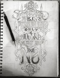 40 Remarkable Examples Of Typography Design #10.   You control your own fate! #typography Inspiration