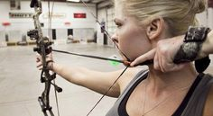 The 5 Best Hunting Bows For Women - pinned this before I looked at the article...All compound bows...kind of sad.