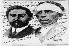 El pacifista alemán que puso una bomba en el Capitolio de EEUU e intentó asesinar al hijo de JP Morgan - Cuaderno de Historias