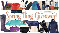 Get On Board with the Spring Fling Giveaway!