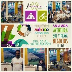 #Teotihuacan en #bici - #Tianguis #Turístico de #Acapulco, #EdoMex les esperamos!!!