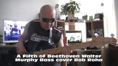 A Fifth of Beethoven Walter Murphy m2 Bass cover2 Bob Roha