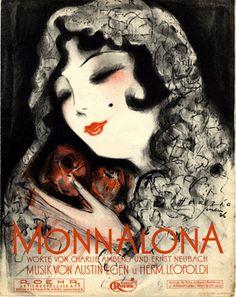 Monnalona, 1926 (ill.: Willy Herzig); ref. 14396