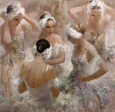 anna vinogradova art | Anna Vinogradova. Realism art. Oil Paintings online