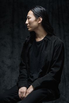"""""""For spring, sneakers and sneaker culture [were the] starting point,"""" - Alexander Wang, CFDA Accessory Designer of the Year Nominee. [Photo: Sasha Maslov]"""