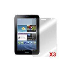 amazones gadgets P, Clear LCD Screen Protector Guard Film For Samsung Galaxy P3100: Bid: 10,87€ Buynow Price 10,87€ Remaining Negócio…