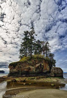 Salt Creek Island ~ Port Angeles, Washington
