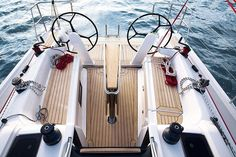 Dehler New D34 Deck  See more of her here: