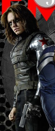 1000+ images about The Winter Soldier - Cosplay on ...