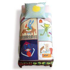 Dětské povlečení At Home od Lavmi, cm Kids Bed Linen, Unique Toys, Luxury Bedding Collections, Bed Styling, Headboards For Beds, Baby Decor, Kids House, Linen Bedding, Bed Linens