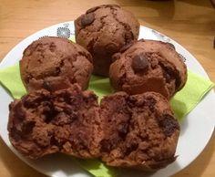 Rezept Schoko Muffin von maliwan - Rezept der Kategorie Backen süß