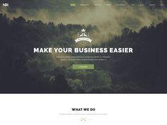 NRG Web Design Inspiration Part 1