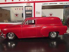 Revell-Monogram 1953 Chevy Panel -- Plastic Model Car Kit -- 1/25 Scale -- #854189