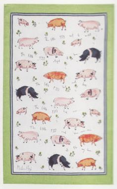 Why are tea towels called that?