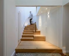 Stair Case Study House 05, Gerd Streng Architekt