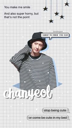 Chanyeol - Pastel | Tumblr