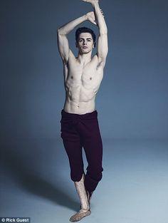 Federico Bonelli is an Italian ballet dancer...
