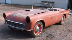 Still Personal: 1957 Ford Thinderbird - http://barnfinds.com/66839-2/