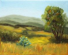 Original Fine Art By © Jane Frederick in the DailyPaintworks.com Fine Art Gallery