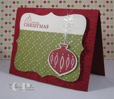 Ornament Punch card
