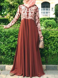 SHUKR USA | Ayah Gown