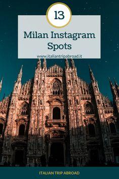 13 Milan Instagram spots | Top photo spots in Milan 1