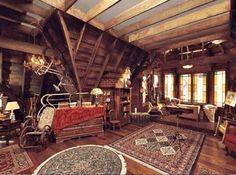 Charmed Halliwell Manor attic / Ático serie Embrujadas