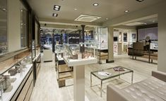 Luxe by Hugh Rice jewellery by Innovare Design, Beverley – UK » Retail Design Blog