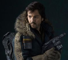 Rogue One A Star Wars Story - Cassian Andor