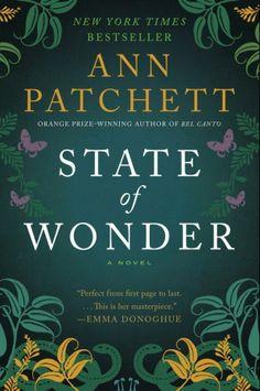 State of Wonder - Ann Patchett - Paperback
