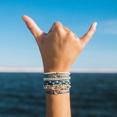 Every product you purchase helps provide jobs to local artisans in Costa Rica. Get 20% off at Pura Vida Bracelets when you use the code BRIDGETKARCHER20 at checkout. http://www.puravidabracelets.com/collections #puravidabracelets #jointhemovement