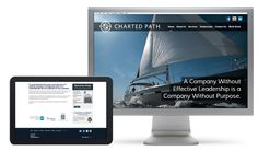 Charted Path had a vision that needed clarity and voice. As leading consultants in optimizing managing teams, Charted Path approached Inward Solutions to build a website that showcased their expertise in the staffing industry. The goal of the new website was to revolutionize the way their customers thought about the brand. #chartedpath #webdesign #inwardsolutions