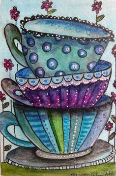gemalt in Aquarell - www.marenschmidt.de