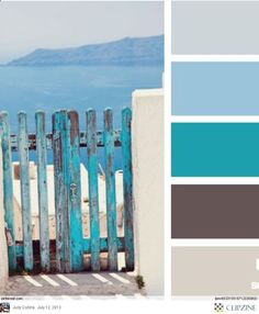 Color Palettes. These are so me.... if only J wasnt so into complete neutrals!